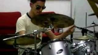 daniele fabiano live with meg band