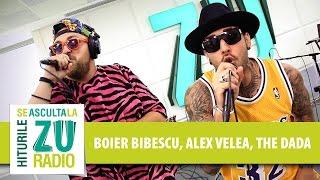 Boier Bibescu | Alex Velea | The dAdA - Imi e dor (Live la Radio ZU)