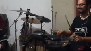 Juegos de Seducción - Drum Cover - Alesis DM6