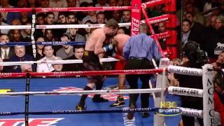 Juan Manuel Marquez vs  Michael Katsidis