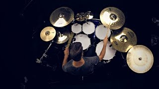Cobus - Linkin Park - Crawling (Drum Cover   #QuicklyCovered)