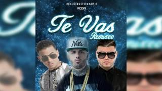 Te Vas Remix - Ozuna Nicky Jam Y Farruko