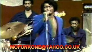 JAMES BROWN & THE J.B.'S - COLD SWEAT.LIVE TV PERFORMANCE 1973
