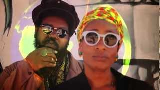 Ras G & The Afrikan Space Program feat. Eagle Nebula-BLAST OFF!- Official Music Video