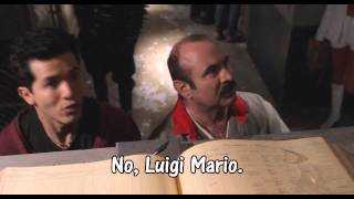 Mario and Luigi Full Names
