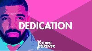 "FREE BEAT / Drake x Bryson Tiller x Quavo Type Beat ""DEDICATION"" / Trap Beat / Rap Instrumental 2017"
