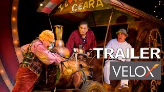 SALTIMBANCOS TRAPALHOES   Rumo a Hollywood Trailer OFICIAL