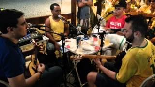 Samba de grife- Lucas Lima e convidados.