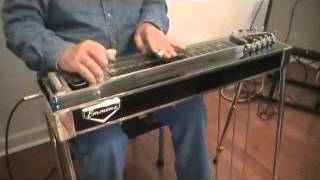 Under The Double Eagle - Steel Guitar
