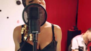 Lauraline - Rembobinons (acoustic cover) - Get Ready To Fly Vol.2