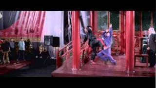 The Karate Kid (2010) Alternate Ending: Mr. HAN vs. Master LI [HD]