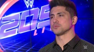 La división crucera se prepara para WWE 205