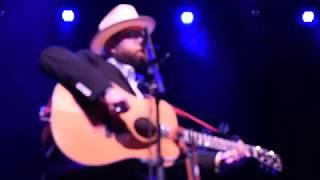 Joshua Hedley Let Them Talk live at Thalia Hall 06-27-18
