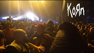 Korn Shoots And Ladders + One_MOSH PIT_ LIVE 2017 Bogota Colombia