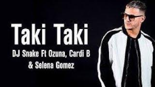 DJ Snake - Taki Taki ft. Selena Gomez, Ozuna, Cardi B (Ringtone) (2018)