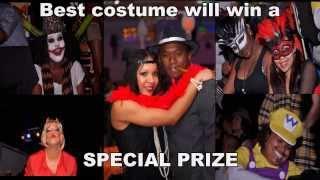 Bingo Night Masquerade (Kako / Tonymix / DiiJRay / DJ Groove) - Friday October 25th, 2013