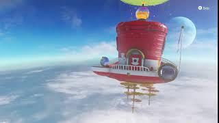 The Return of Scatman Mario