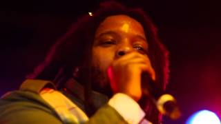 "Stephen, Damian, & Julian Marley - ""Get Up, Stand Up"" ""Buffalo Soldier"" live in Miami"