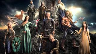 Vikings Soundtrack - Jarl Borg Attacks Kattegat