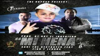 "Mi Nena - Xavi ""The Destroyer"" Ft. Zion & Lennox"