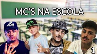 Mc's na escola ( Mc Pedrinho, Mc Hariel, Mc Livinho, Mc Davi, Mc Menor da vg).