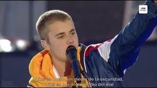 Justin Bieber - One Love Manchester (Subtitulado al español)