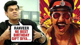 Siddharth Jadhav Shares His EXPERIENCE Working With Ranveer Singh In Simmba  | EXCLUSIVE INTERVIEW