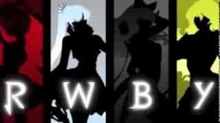 "RWBY alternate trailer ""black and white"""