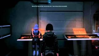 Mass Effect 3: Garrus & Tali banter (Garrus romance)