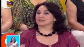 Dra Tania Estrada no programa Você na TV