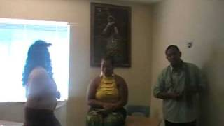 samoan singing my life is in your hand by kirk franklin