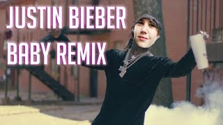Bad and Boujee | REMIX Justin Bieber Baby