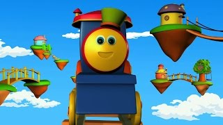 Bob il Treno - Avventura con i Numeri | Bob, The Train -  Adventure with Numbers