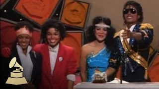 Michael Jackson's GRAMMY Moments | GRAMMYs