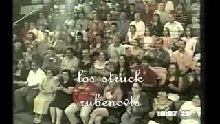 LOS STRUCK Y EL SHOW DE ELBERT MOGUEL LA SUEGRA