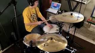 I Won't Give Up-Jason Mraz (Drum Cover) Studio Quality width=