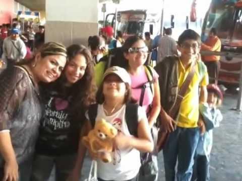 Viaje a Baños-Tena y Quito