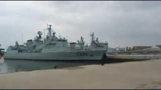 EPIC FAIL durante a apresentação de drone da Marinha Portuguesa