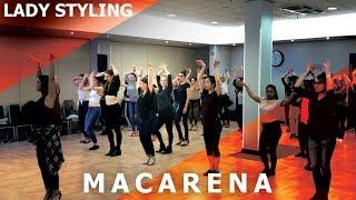 Calema - Vai / Macarena Lady Styling Dance @ Brussels Kizomba Congress 2017