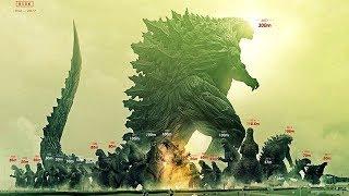 How Big is Godzilla Earth?!? / Godzilla Size Comparisons / New Anime Godzilla Earth Size! (spoiler) width=