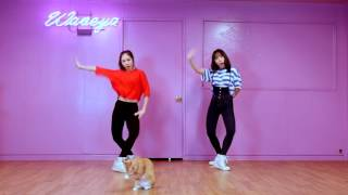 EXO CBX 첸백시Hey Mama! cover dance WAVEYA feat Cheese