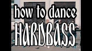 SUPERGOPNIKS - SLAV DANCE - HOW TO DANCE HARDBASS - RUSSIAN DANCE