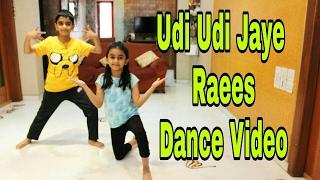 Udi Udi Jaye DANCE VIDEO | Raees | Shah Rukh Khan & Mahira Khan | Ram Sampath