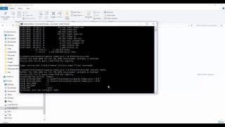 Instalar Tomee 7 como servicio en Windows 10