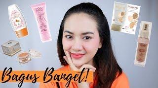5 BASE MAKEUP LOKAL BAGUS TAPI JARANG DI DENGAR | Underrated Foundation & BB Cream