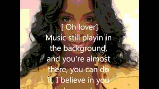 Kelly Rowland - Motivation ft.Lil Wayne (Lyrics on Screen)!!