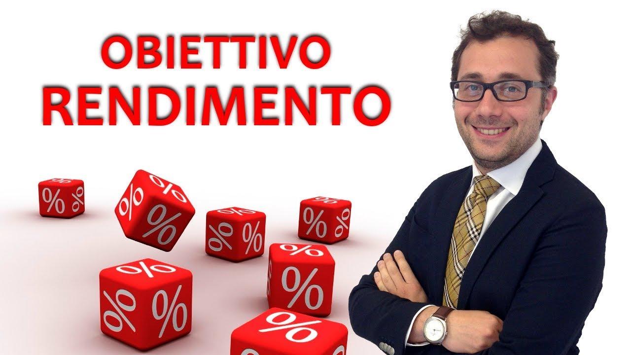 Obiettivo Rendimento - 15/11/2017