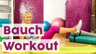 Workout: Flacher Bauch in nur 8 Minuten!