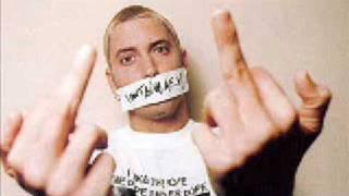 Slim Shady Eminem - Watch Dees (verse) UNCENSORED RARE