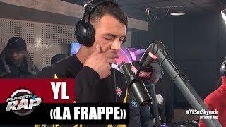 """YL - Freestyle """"La frappe"""" #PlanèteRap"""
